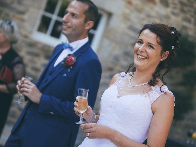 Le mariage de Magali et Trevor à Plabennec, Finistère 44