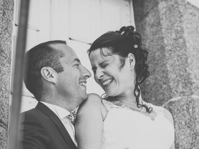 Le mariage de Magali et Trevor à Plabennec, Finistère 45