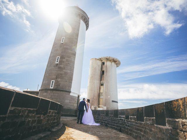 Le mariage de Magali et Trevor à Plabennec, Finistère 47