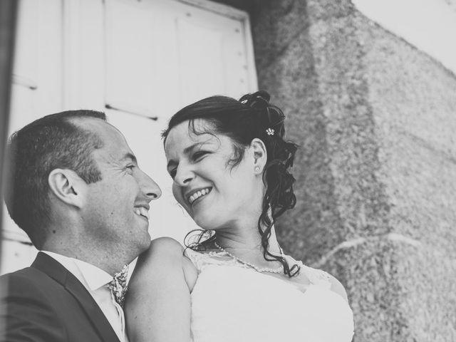Le mariage de Magali et Trevor à Plabennec, Finistère 49