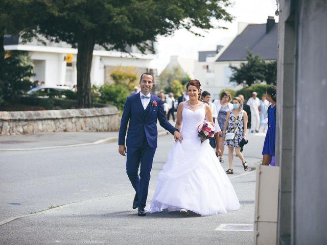 Le mariage de Magali et Trevor à Plabennec, Finistère 50