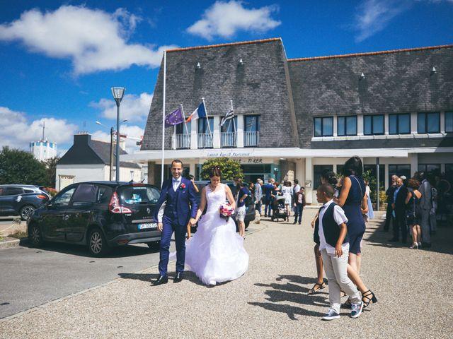 Le mariage de Magali et Trevor à Plabennec, Finistère 55