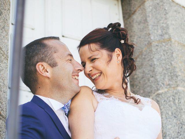 Le mariage de Magali et Trevor à Plabennec, Finistère 56