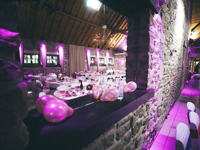 Le mariage de Magali et Trevor à Plabennec, Finistère 59