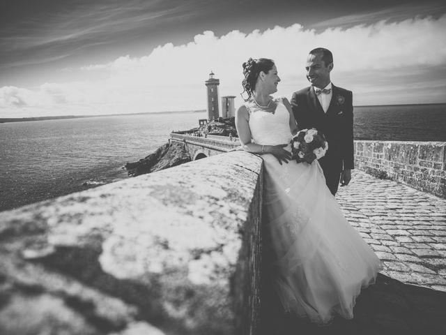 Le mariage de Magali et Trevor à Plabennec, Finistère 60