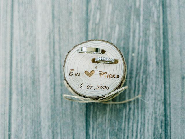 Le mariage de Pierre et Eva à Fréjus, Var 3