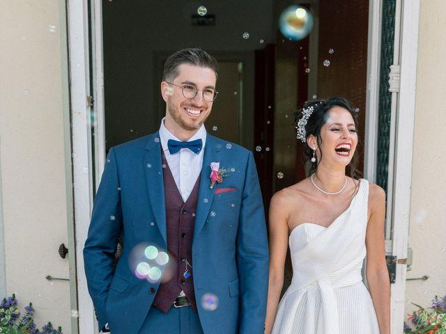 Le mariage de Pierre et Eva à Fréjus, Var 46