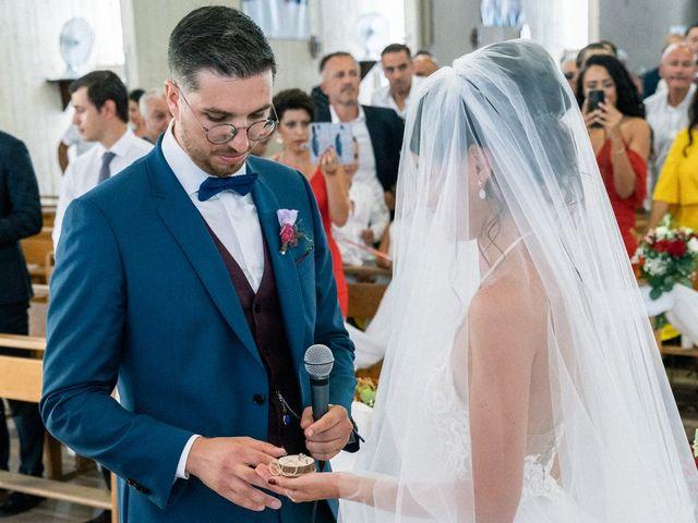 Le mariage de Pierre et Eva à Fréjus, Var 58
