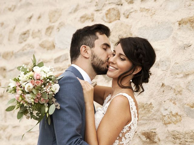 Le mariage de Florian et Mathilde à Lézigneux, Loire 13