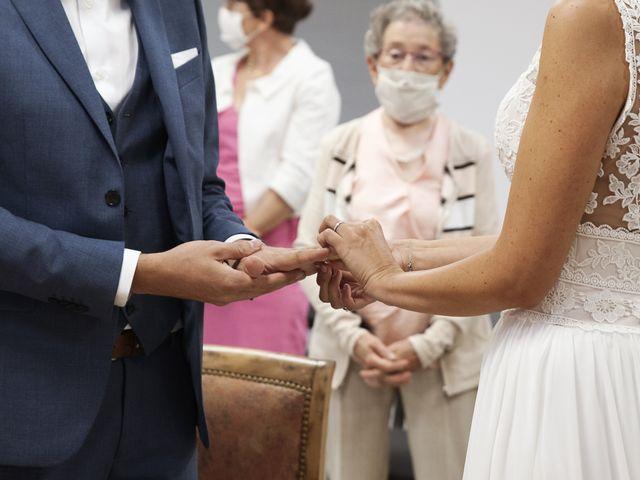 Le mariage de Florian et Mathilde à Lézigneux, Loire 18