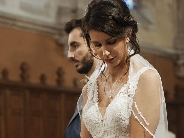 Le mariage de Florian et Mathilde à Lézigneux, Loire 22