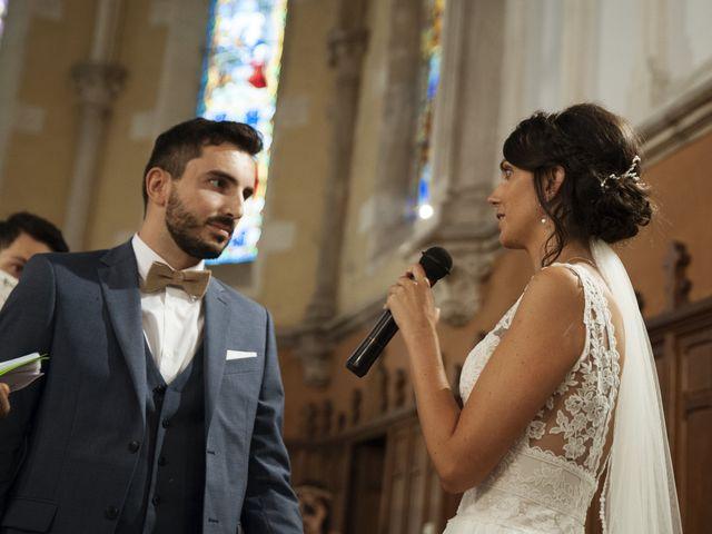 Le mariage de Florian et Mathilde à Lézigneux, Loire 23