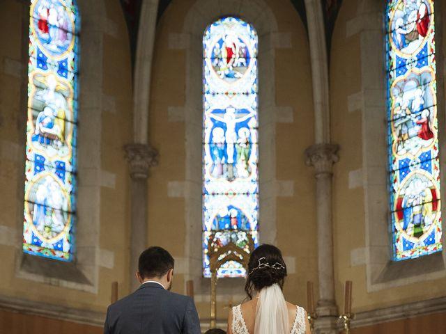 Le mariage de Florian et Mathilde à Lézigneux, Loire 26