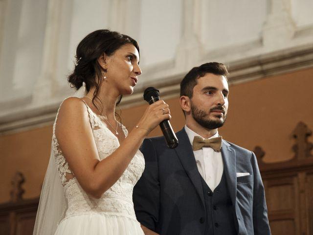 Le mariage de Florian et Mathilde à Lézigneux, Loire 27