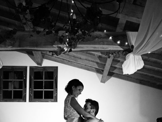 Le mariage de Florian et Mathilde à Lézigneux, Loire 41