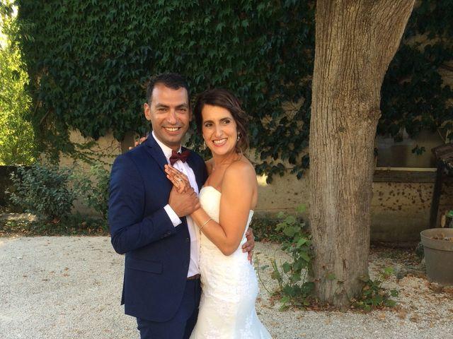 Le mariage de Aurelie  et Jawad