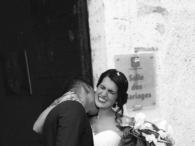 Le mariage de Jawad et Aurelie  à Agen, Lot-et-Garonne 1
