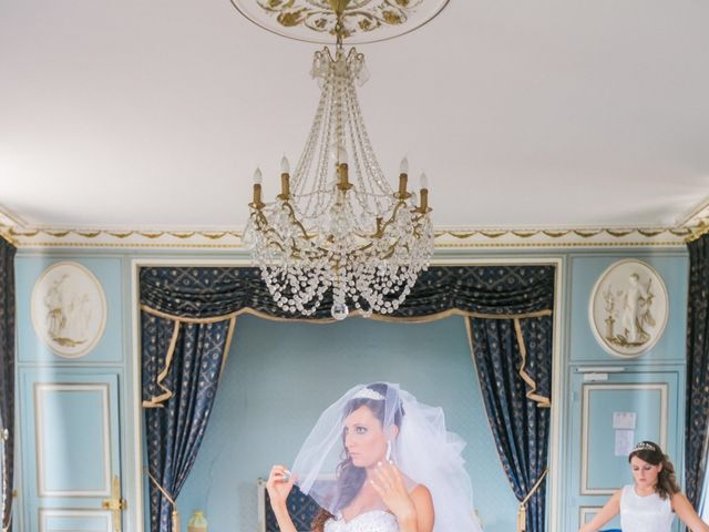 Le mariage de Benoit et Alexia  à Orléans, Loiret 5