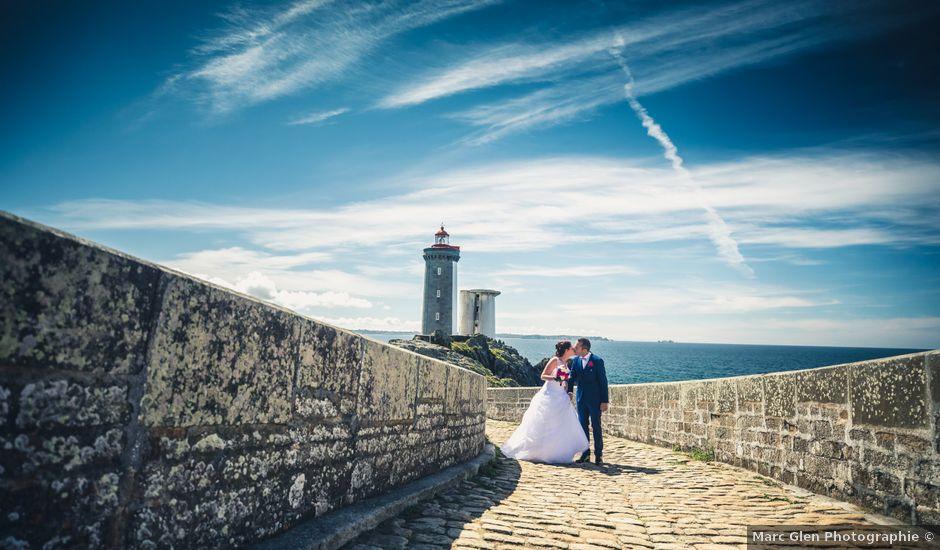 Le mariage de Magali et Trevor à Plabennec, Finistère
