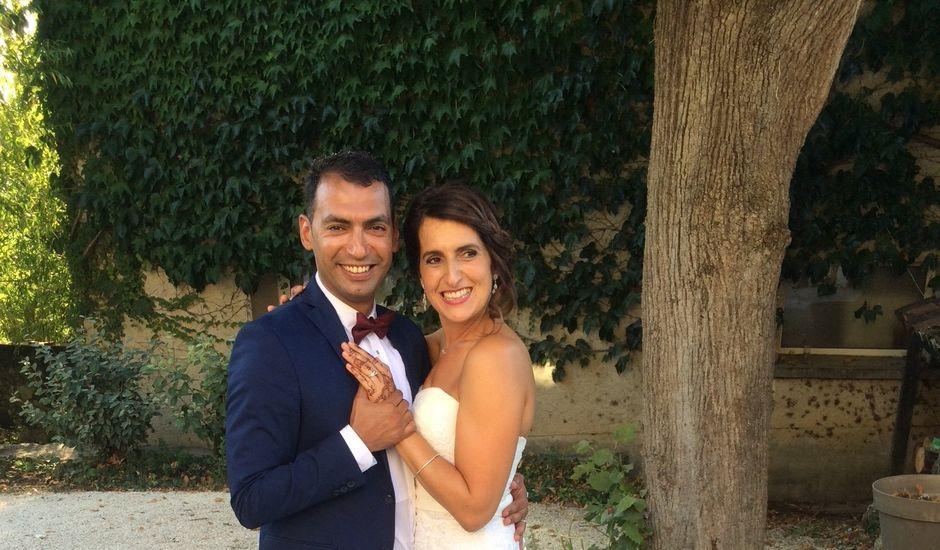 Le mariage de Jawad et Aurelie  à Agen, Lot-et-Garonne