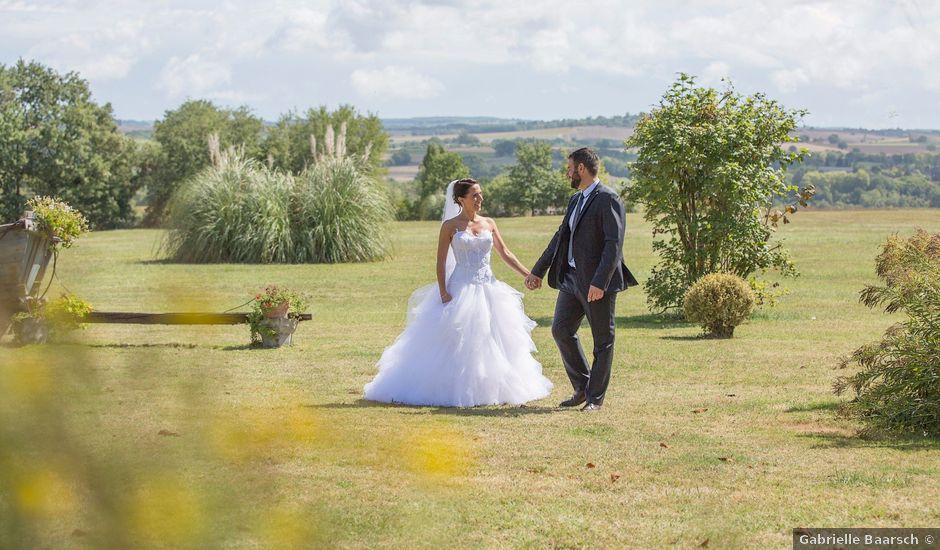 Le mariage de Pierre et Jennifer à Nérac, Lot-et-Garonne
