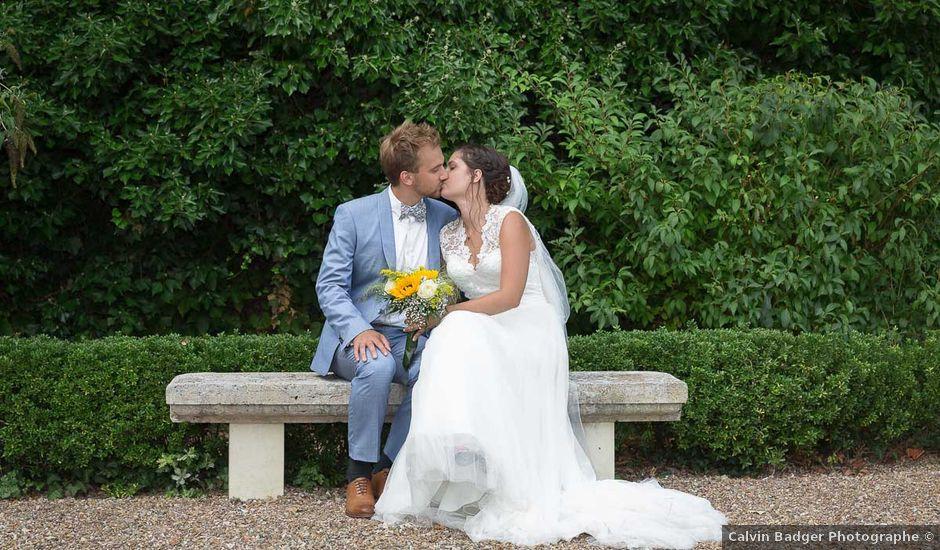 Le mariage de Matthieu et Maud à Chissay-en-Touraine, Loir-et-Cher