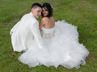 Le mariage de Sabrina et Alban