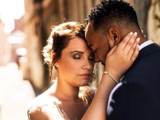 Le mariage de Laura et Marvin