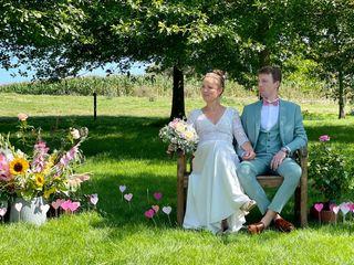Le mariage de Marie-Fleur et Nathanaël