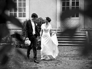 Le mariage de Sarah et Lionel 1