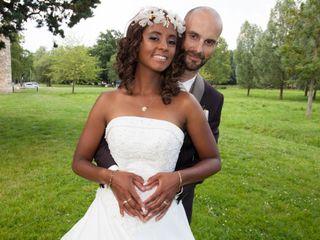 Le mariage de Cynthia et Matthieu