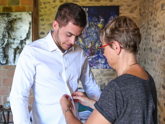 Le mariage de Matthieu et Mélody à Alès, Gard 16