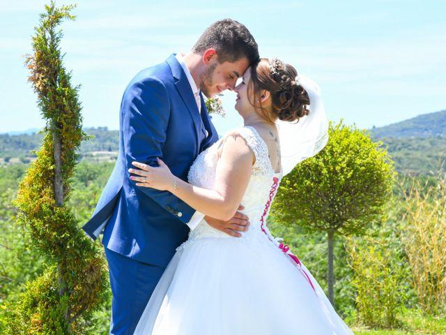 Le mariage de Mélody et Matthieu