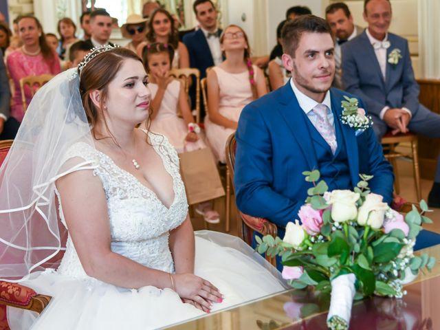 Le mariage de Matthieu et Mélody à Alès, Gard 28