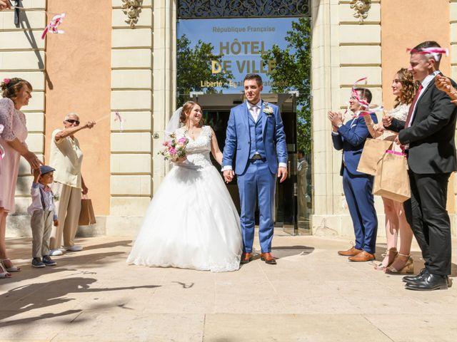 Le mariage de Matthieu et Mélody à Alès, Gard 30