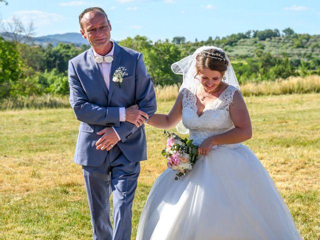 Le mariage de Matthieu et Mélody à Alès, Gard 32