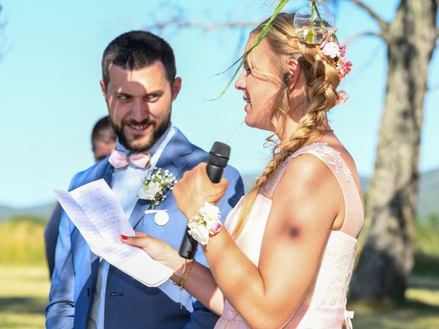 Le mariage de Matthieu et Mélody à Alès, Gard 34