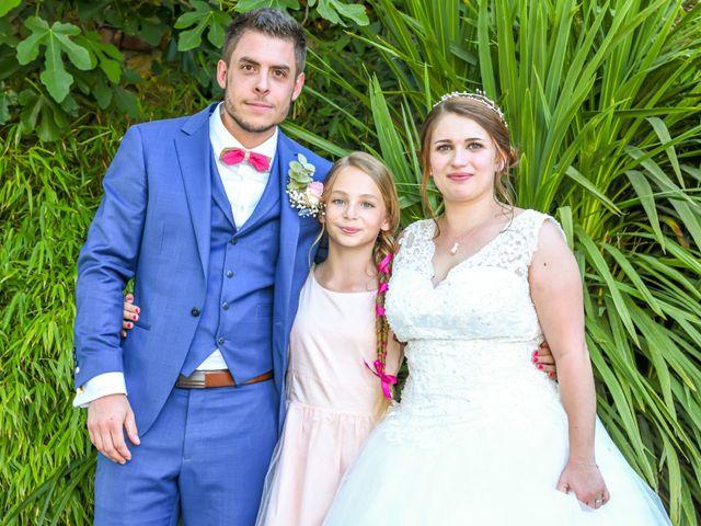 Le mariage de Matthieu et Mélody à Alès, Gard 42