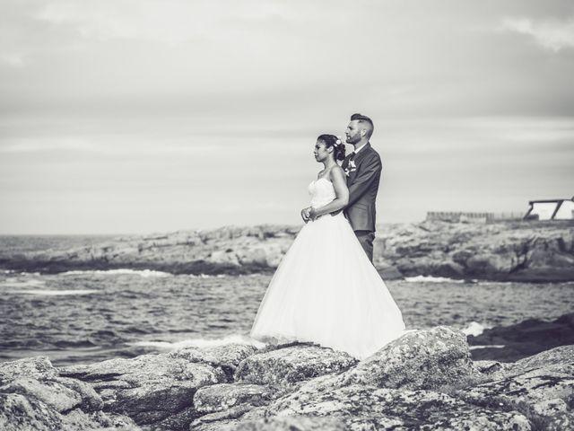 Le mariage de Samuel et Sabrina à Guidel, Morbihan 3