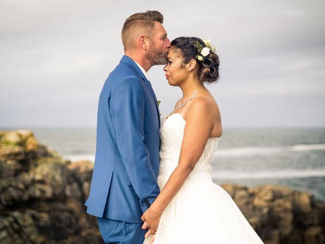Le mariage de Samuel et Sabrina à Guidel, Morbihan 4