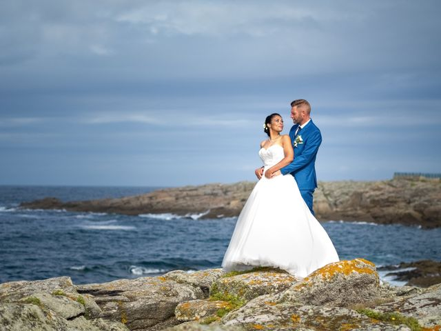 Le mariage de Samuel et Sabrina à Guidel, Morbihan 5