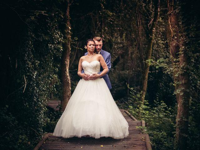 Le mariage de Samuel et Sabrina à Guidel, Morbihan 7