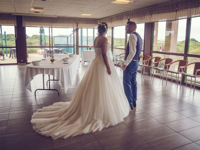 Le mariage de Samuel et Sabrina à Guidel, Morbihan 11