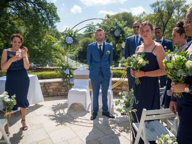 Le mariage de Samuel et Sabrina à Guidel, Morbihan 13