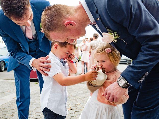 Le mariage de Sevan et Justine à Garlan, Finistère 32