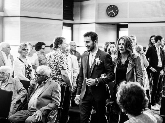 Le mariage de Sevan et Justine à Garlan, Finistère 35