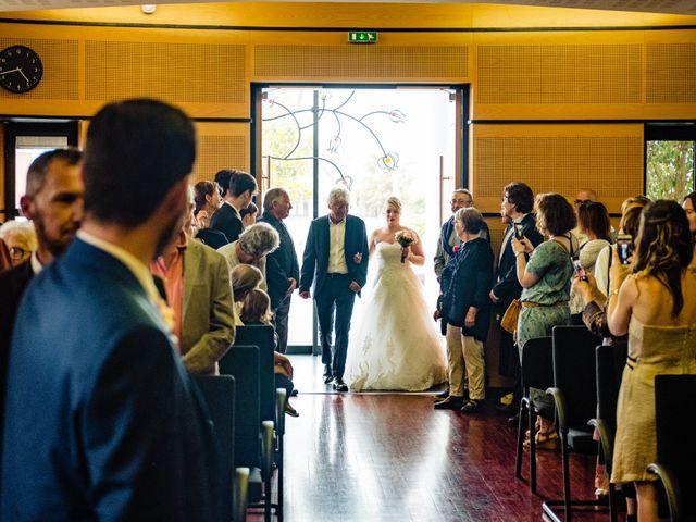 Le mariage de Sevan et Justine à Garlan, Finistère 36