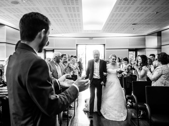 Le mariage de Sevan et Justine à Garlan, Finistère 37