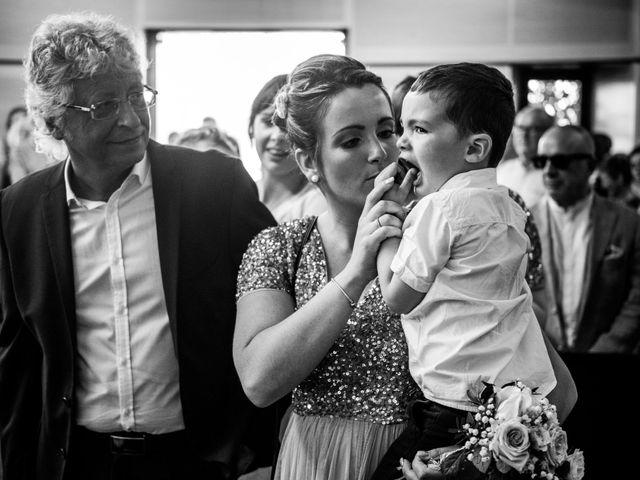 Le mariage de Sevan et Justine à Garlan, Finistère 38