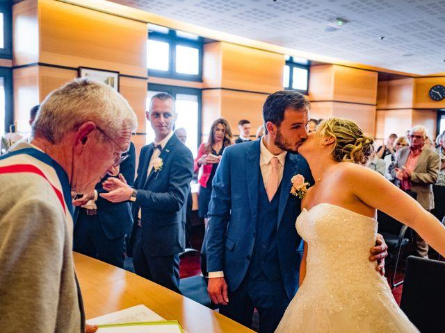 Le mariage de Sevan et Justine à Garlan, Finistère 41
